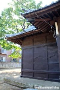 氷川神社(足立区古千谷本町)7
