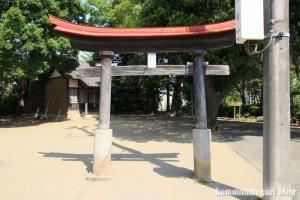 諏訪神社(足立区舎人)2