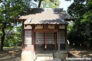 諏訪神社(足立区舎人)5