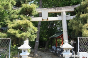 入谷氷川神社(足立区入谷)5