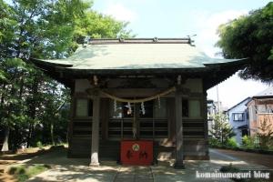 入谷氷川神社(足立区入谷)10