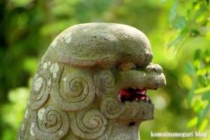 入谷氷川神社(足立区入谷)21
