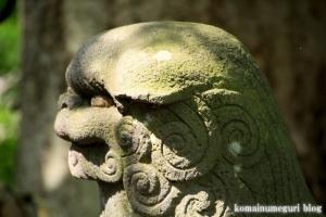 入谷氷川神社(足立区入谷)22
