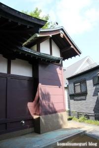 入谷氷川神社(足立区入谷)12