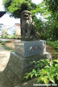 入谷氷川神社(足立区入谷)13