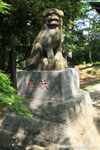 入谷氷川神社(足立区入谷)17