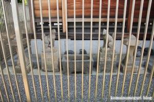 皿沼稲荷神社(足立区皿沼)11