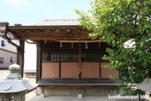 入谷北野神社(足立区入谷)5