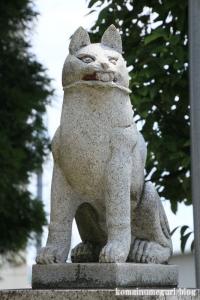 稲荷神社(川口市東領家)5