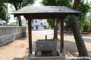 稲荷神社(川口市東領家)4