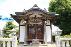 稲荷神社(川口市東領家)7