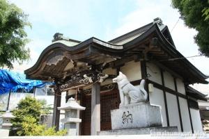 稲荷神社(川口市東領家)8