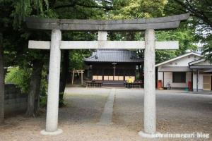 糀屋氷川神社(足立区鹿浜)2
