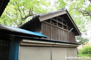 糀屋氷川神社(足立区鹿浜)5