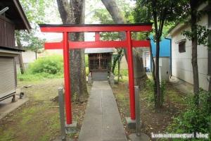 糀屋氷川神社(足立区鹿浜)6