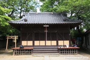 糀屋氷川神社(足立区鹿浜)12