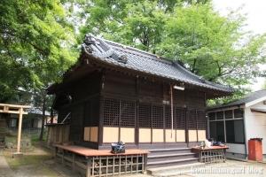 糀屋氷川神社(足立区鹿浜)13