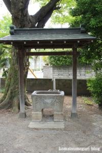 糀屋氷川神社(足立区鹿浜)3