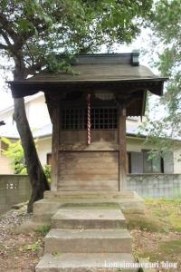 糀屋氷川神社(足立区鹿浜)11