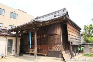 北野神社(足立区鹿浜)6