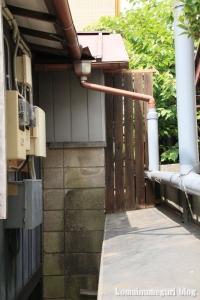 北野神社(足立区鹿浜)7
