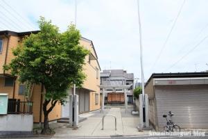 日枝神社(足立区椿)1
