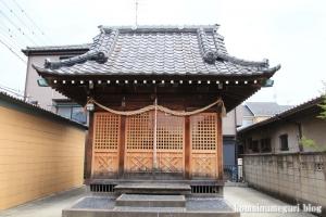 日枝神社(足立区椿)4