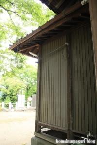 八幡神社(足立区鹿浜)9