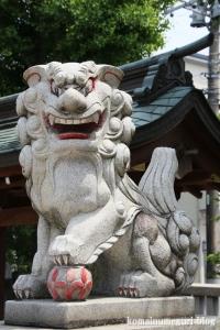 赤城神社(足立区谷在家)4