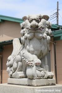 赤城神社(足立区谷在家)5