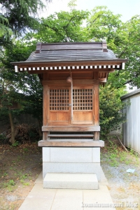 赤城神社(足立区谷在家)13