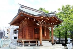 赤城神社(足立区谷在家)10
