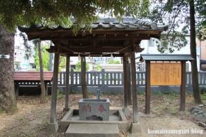 雷神社(足立区西新井)5