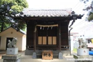 雷神社(足立区西新井)8