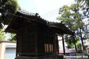 雷神社(足立区西新井)9