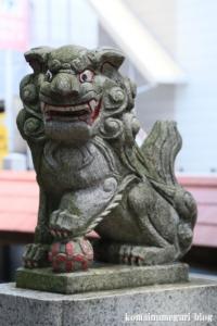雷神社(足立区西新井)6