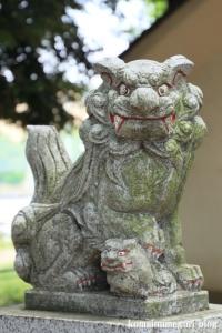 雷神社(足立区西新井)7