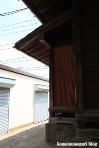 雷神社(足立区西新井)10