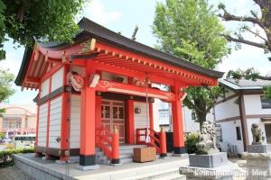 胡録神社(足立区西新井本町)9