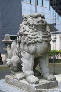胡録神社(足立区西新井本町)7