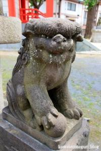 胡録神社(足立区西新井本町)18