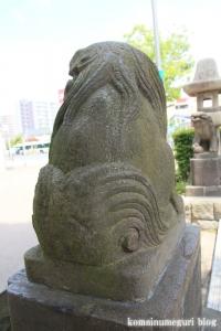 胡録神社(足立区西新井本町)12