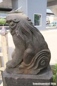 胡録神社(足立区西新井本町)13