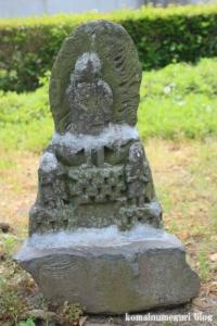 浅間神社(足立区西新井)3