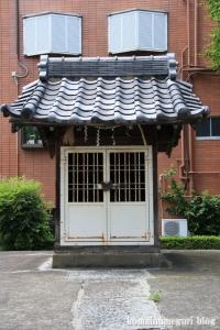 浅間神社(足立区西新井)5