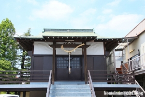 北野神社(足立区江北)4