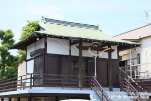 北野神社(足立区江北)6