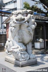 氷川神社(足立区堀之内)6