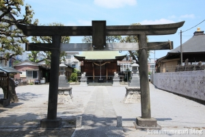 氷川神社(足立区堀之内)2