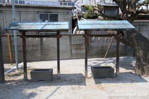 氷川神社(足立区堀之内)4